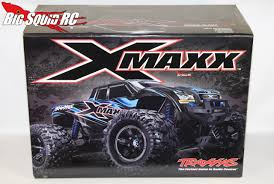 traxxas monster jam rc trucks unboxing the traxxas x maxx monster truck big squid rc u2013 news