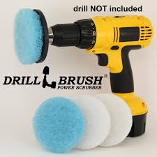 electric handheld power scrubber attachment tub and tile bathroom