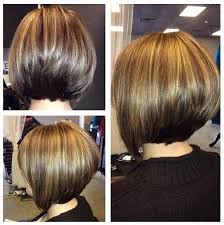 stacked back bob haircut pictures photo gallery of stacked bob hairstyles back view viewing 4 of 15
