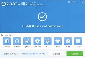 android rooting app vroot for any android device