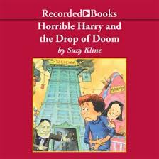 listen to horrible harry and the drop of doom by suzy at