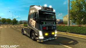 2013 volvo truck volvo fh 2013 ohaha 19 3 mod for ets 2
