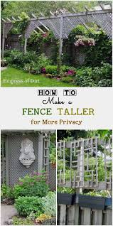 How To Make Backyard More Private 47 Best Garden Privacy Ideas Images On Pinterest Fence Ideas