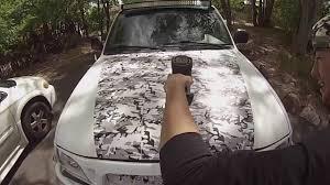 Ford Camo Truck Wraps - snow camo vinyl wrap youtube