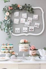 romantic indoor garden wedding inspiration wedding dessert