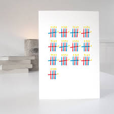 birthday cards with special age candle design by purpose u0026 worth