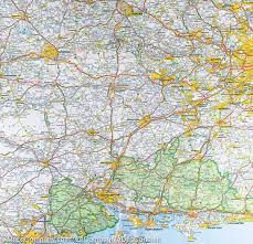 Map England by Map Of South Eastern England Kummerly Frey U2013 Mapscompany