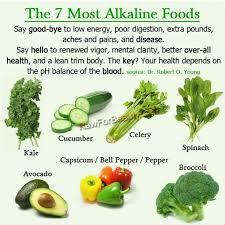 16 Best Alkaline Food Info Images On Pinterest Alkaline Diet