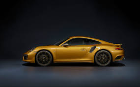 new porsche 2017 midas touch porsche u0027s new 911 turbo s exclusive series is going
