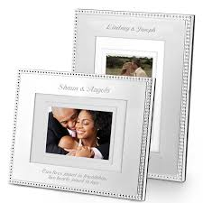 personalized wedding photo frame wedding frames photo gifts at things remembered