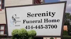 milwaukee funeral homes serenity funeral home in milwaukee wi