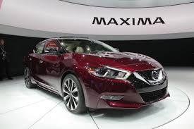 nissan maxima year comparison 2016 nissan maxima 2015 new york auto show youtube