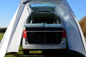 Rear Awning Premium 2 Berth Campervan Specification And Features