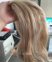 hair pieces for crown area findmenhair online offers you the 7a 8a 10a grade customized glue