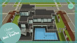 let u0027s build urban house sims freeplay youtube