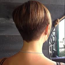 layered buzzed bob hair 48 best women s hair by tiger eye stylist images on pinterest