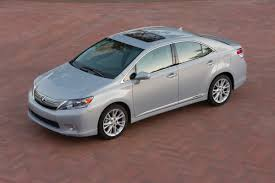 lexus hs hybrid who knew lexus ceased production of hs 250h in january 2012
