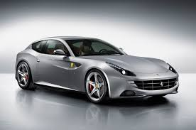 Ferrari F12 White - argento nurburgring metallic bbr models 2015 ferrari ferrari f12