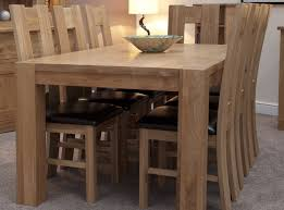 oak dining room set solid dining room tables prepossessing home ideas craigslist oak