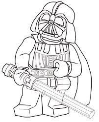 free lego star wars coloring pages printable lego star wars darth vader coloring page from lego star wars