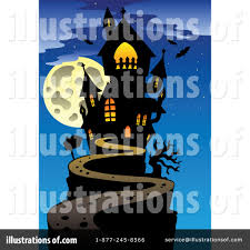 halloween house clipart haunted house clipart 1070149 illustration by visekart