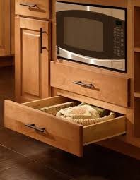 Kitchen Oven Cabinets Knee Cabinet Drawers