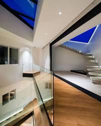 villa pretty residence baan moom home interior staircase design
