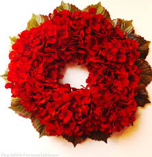 Homemade Christmas Wreaths by 49 Cheap Homemade Christmas Crafts Allfreechristmascrafts Com