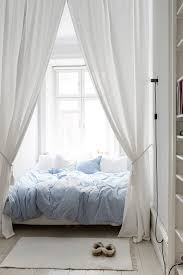 Upgrade White Curtains by Cozy Dreamy Apartment In Stockholm Daily Dream Decor Stockholm