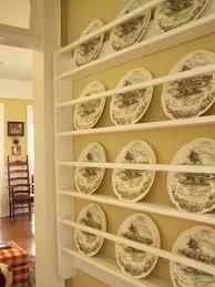 Shabby Chic Plate Rack by 142 Best Plate Racks Images On Pinterest Plate Racks