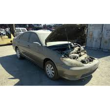 2005 Camry Interior 2005 Toyota Camry Parts Car Gray With Gray Interior 4 Cylinder
