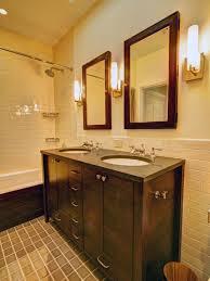 room reveal master bath a painted house the subway tiles idolza bathroom large size craftsman bathroom photos hgtv tags main bathroom decorating ideas remodeling
