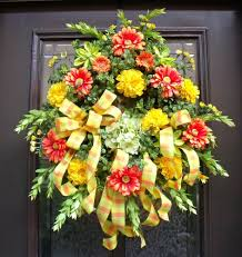 Home Design By Yourself by Front Door Wreaths Ideas Do It Yourself Front Door Wreaths