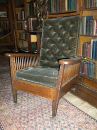 Morris Chair The Story Of A House Museums Features Iconic William Morris Chair