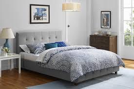 bedroom wingback bed frame queen bed frame platform tufted