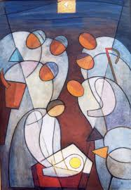 nativity by soichi watanabe asian christian art pinterest