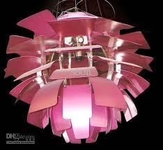 Artichoke Chandelier Discount Modern Stylish Aluminum Chandelier Ph Artichoke Lamp
