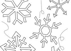 preschool winter worksheets u0026 free printables education com