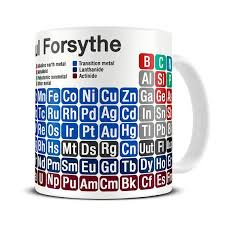 Periodic Table Mug 7 Best Mug Gifts For Teachers Images On Pinterest Coffee Mugs