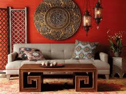 wooden settee furniture modern moroccan living room moroccan