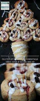 gluten free dairy free tree tear bread