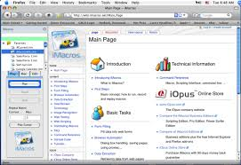 javascript imacros tutorial imacros for firefox add ons for firefox