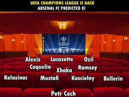Chions League Memes - soccer memes brilliant chions league lineup from arsenal
