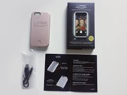 review of the lumee light up selfie case business insider