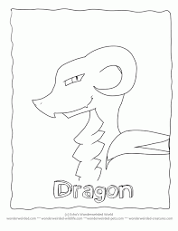 dragon head coloring page coloring home