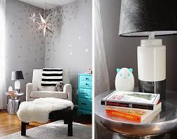 stickers étoile chambre bébé chambre wars une déco qui contre attaque de décoration