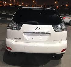 lexus rx 350 used car in uae lexus rx 350 2008 gcc spec perfect condition u2013 kargal uae u2013may 15