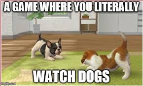 Watch Dogs Meme - would you rather play watchdogs or a game where you literally