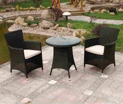 brilliant desig for black wicker patio furniture ideas the porch