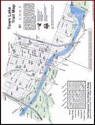 Austin Greenbelt Map by Austin Lady Bird Lake Map Austin Free Printable Images World Maps